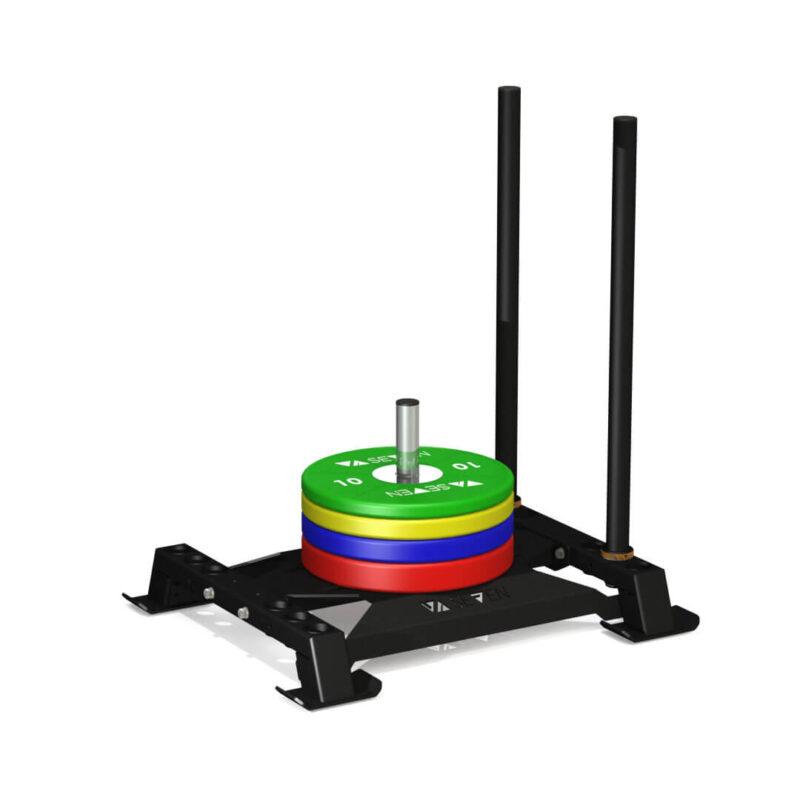 VA SEVEN KOMODO Weight Sled plates