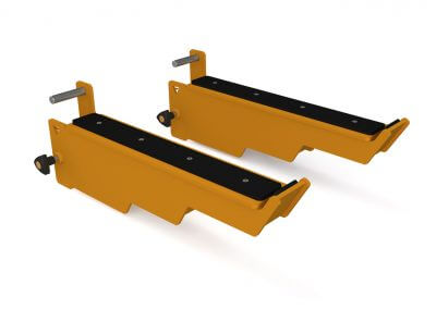 Safety Spotter Arms