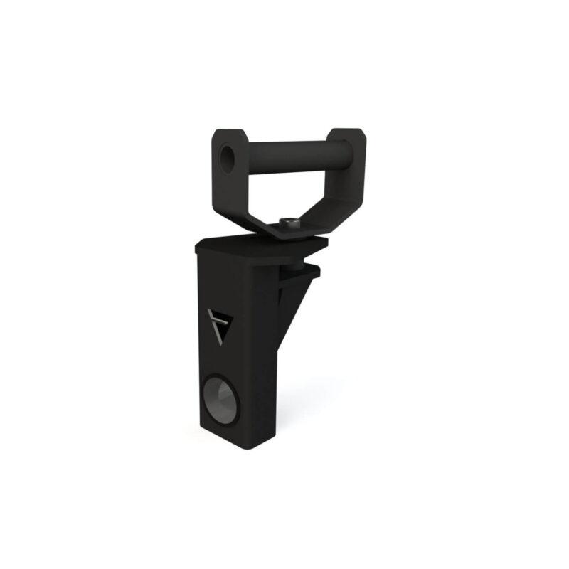 Single Rotating T-Bar Handle side