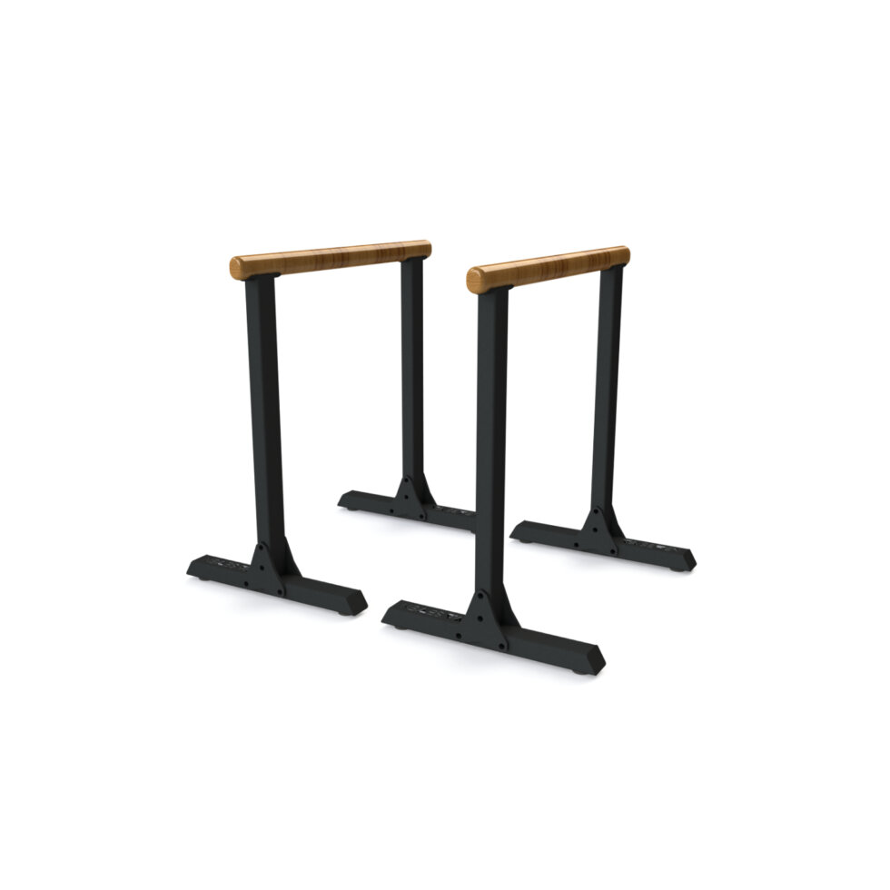Parallettes high side